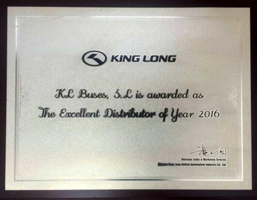 premio king long españa